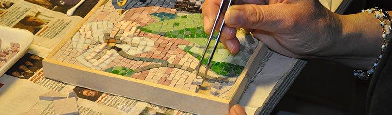 corso mosaico