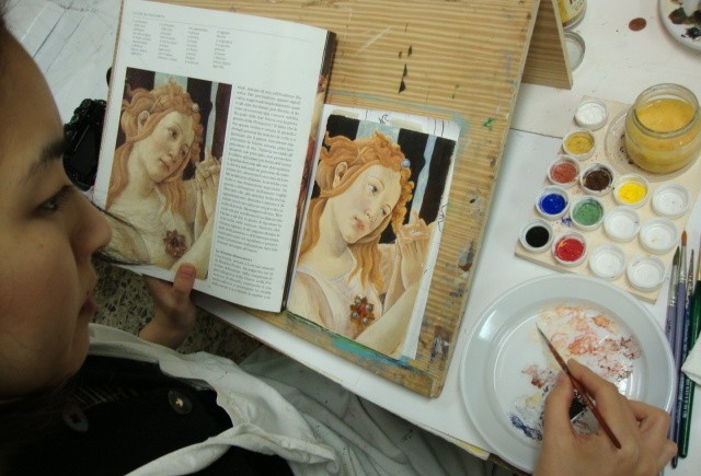 Art Courses in Florence 1