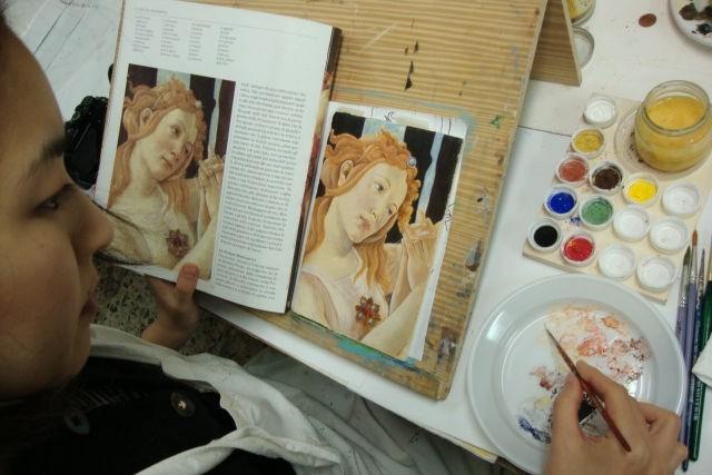 Corsi di arte a Firenze 1