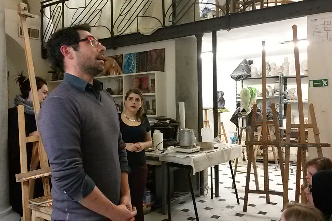 Art Courses in Florence 3