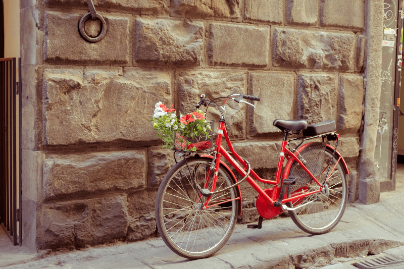 Bike in Florence